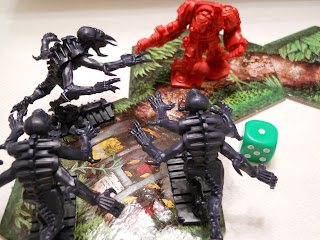 Lost Patrol with terminators