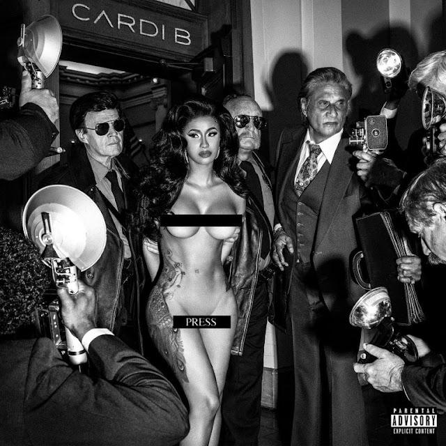 MUSIC:Cardi B – Press