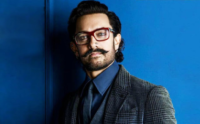 Aamir Khan New Upcoming movie 2019 Salute latest poster release date star cast, actress name, news