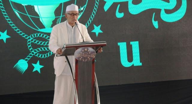 Rais Aam PBNU Sampaikan Lima Amanah Syuriyah di Pleno