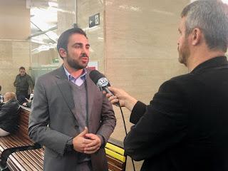 Murilo Macedo Diretor da Prodesp visita Poupatempo de Registro-SP neste 23/08