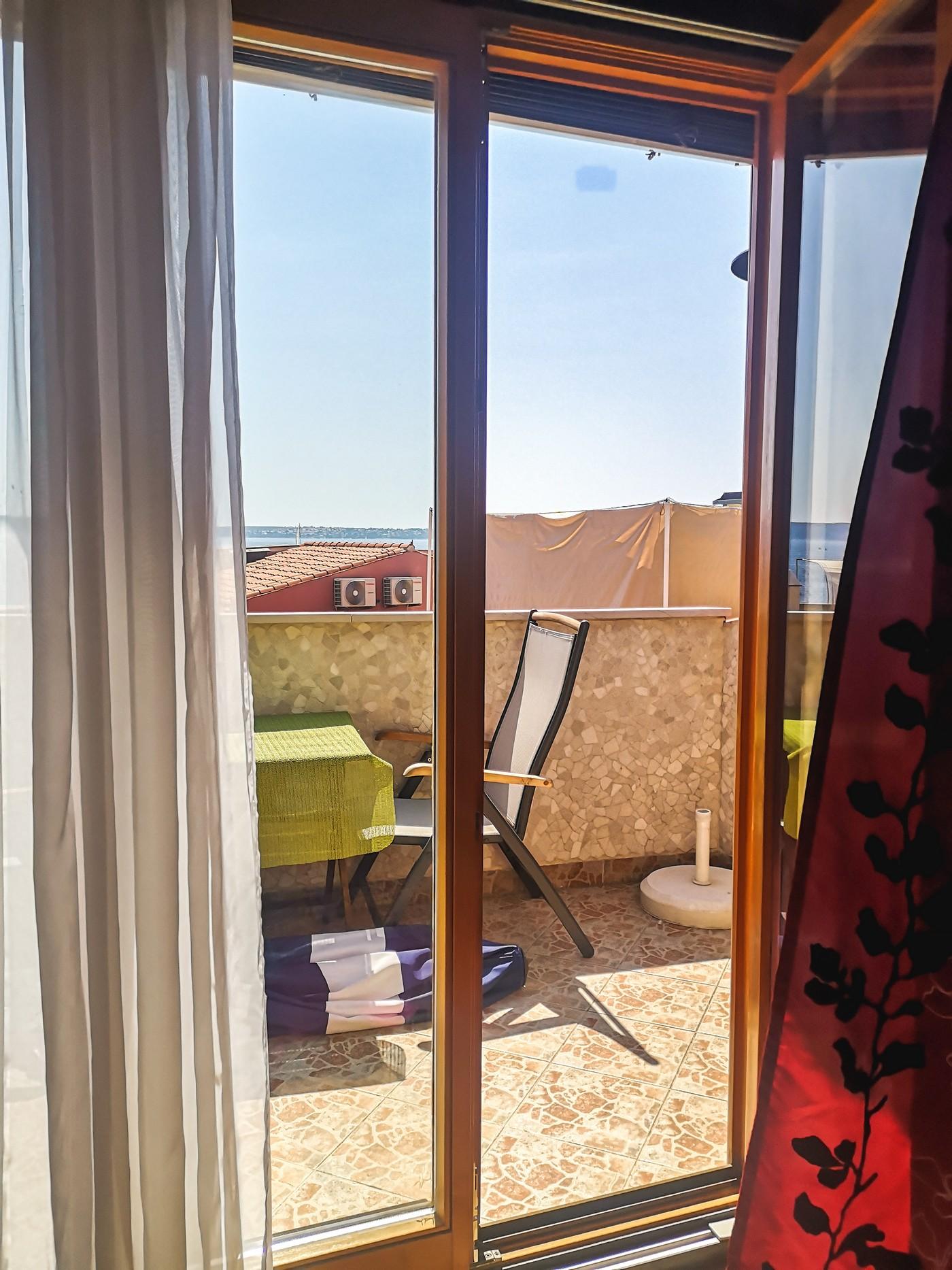 Kratek poletni oddih v Piranu in nastanitev Vila Nada