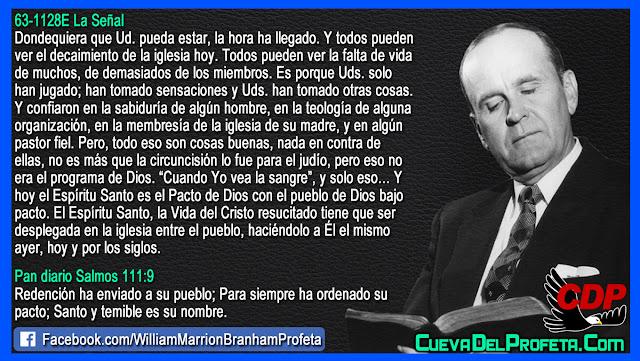 El secreto programa de Dios - William Branham en Español