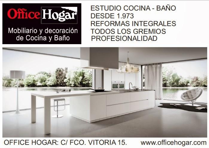 Office hogar cocinas y ba os en zaragoza espacios - Cocinas en vitoria ...