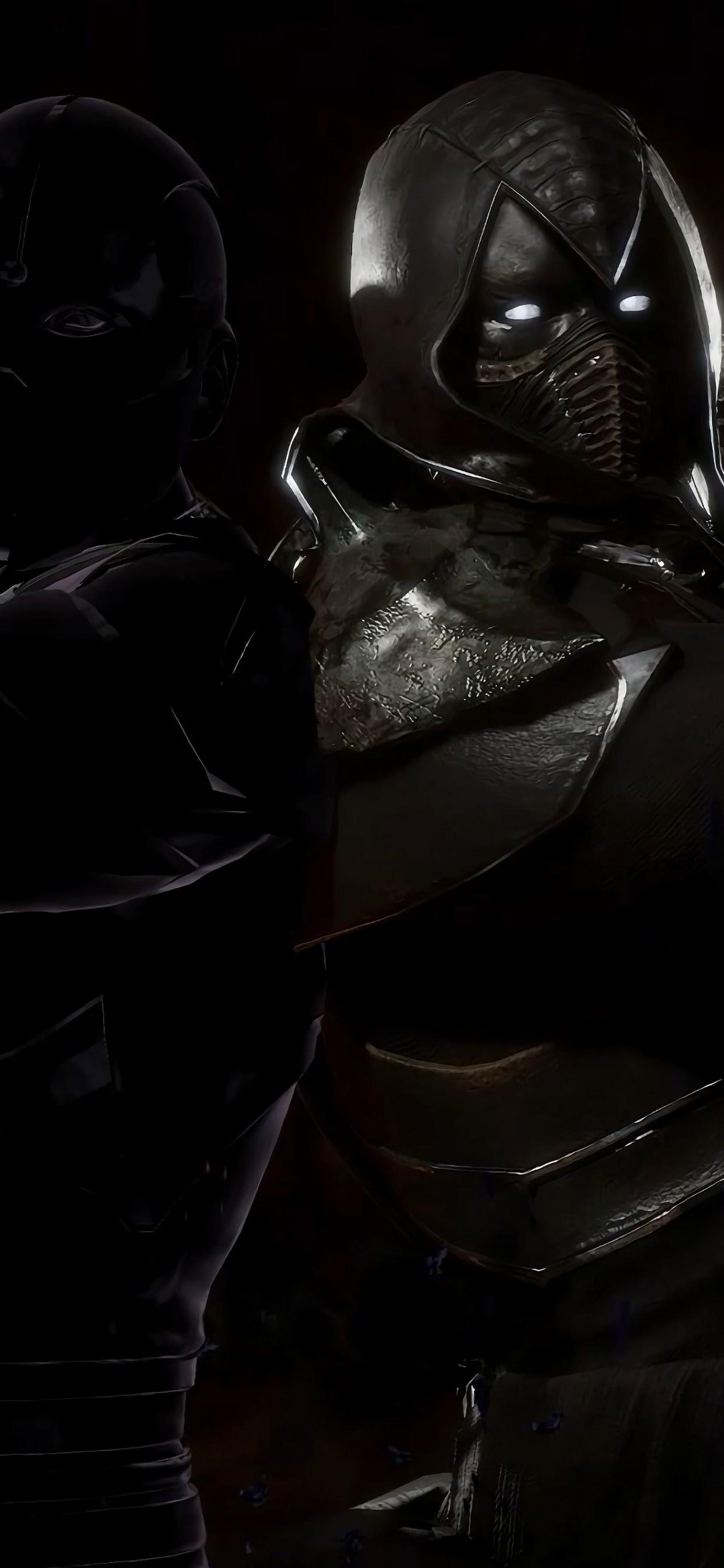 Noob Saibot Mortal Kombat 11 4k Wallpaper 64