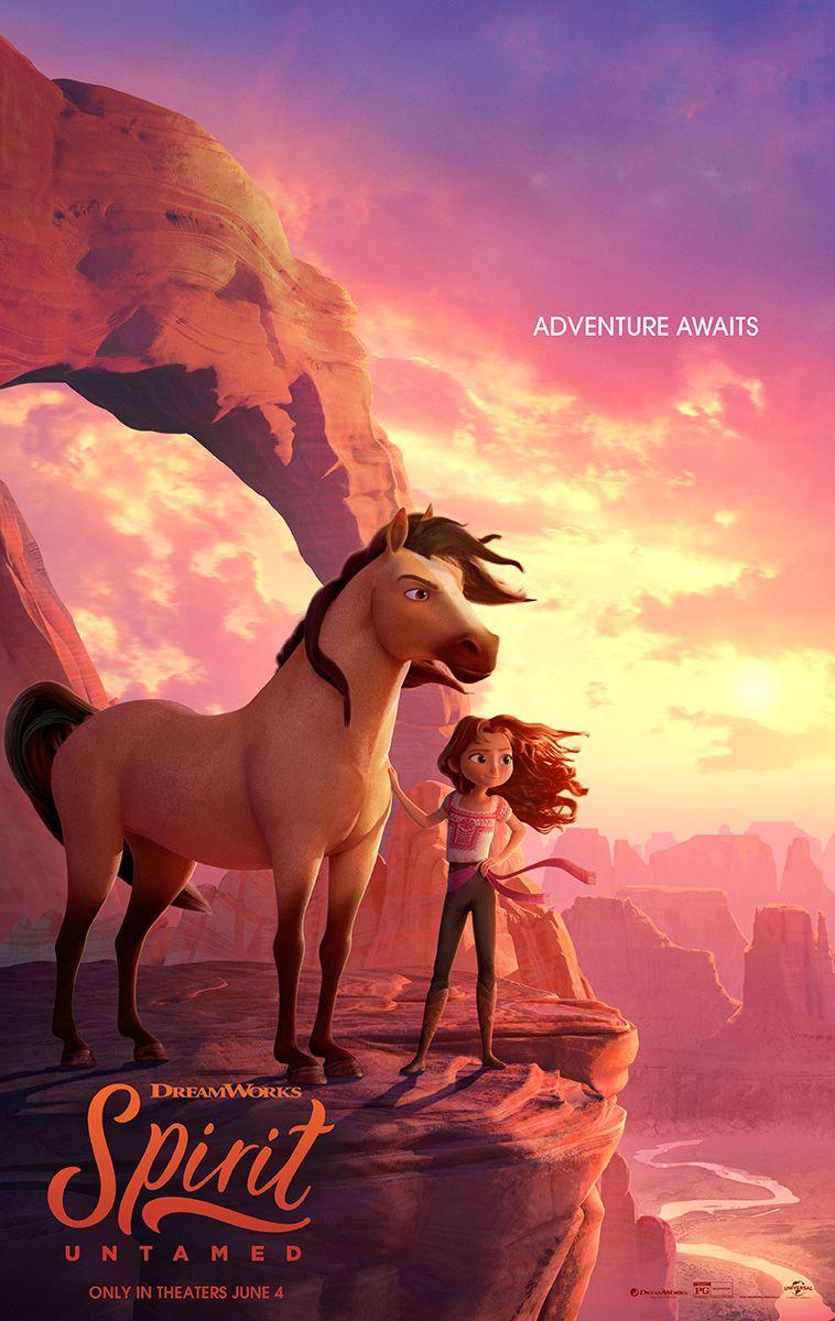 DreamWorks Spirit Untamed Movie Review