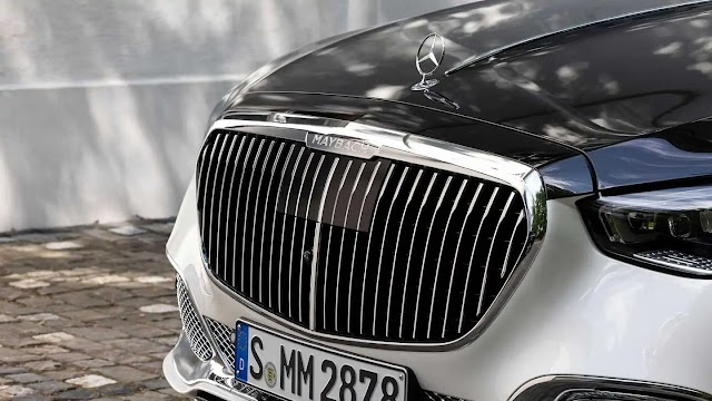 2022 Mercedes-Maybach S-Class review