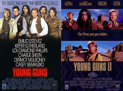 double review film young guns