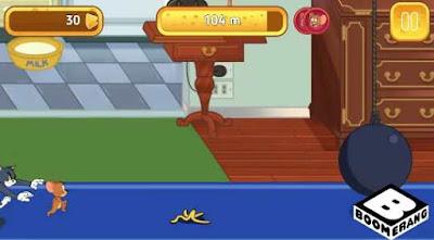 Game Tom And Jerry : Labirin Tikus