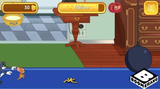 Game Tom And Jerry : Labirin Tikus
