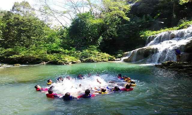 Paket Jojogan Body Rafting