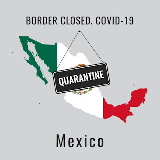 Mexico in the Plague Year, and Reflection Northward