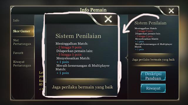 [Game Android] Kenapa Tidak Bisa Ikut Ranked Match Di Game Garena AOV