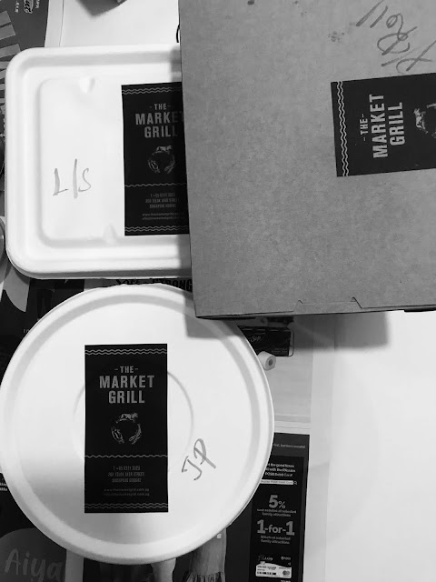 Market Grill, delivery