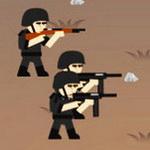 لعبة اكشن جنود