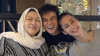 Ibunda Meninggal Dunia, Baim Wong : Mama Sudah Tenang