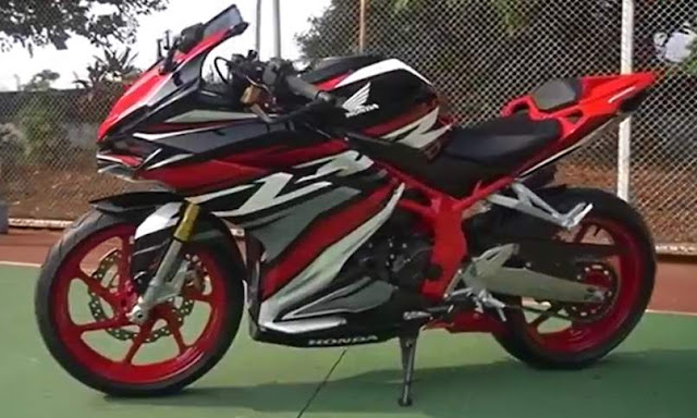 Modifikasi CBR250RR SP QS