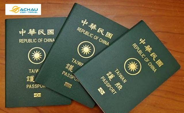 Những điều kiện được miễn visa Đài Loan
