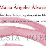 Las hierbas de los regatos están blancas (entrevista a María Ángeles Álvarez)