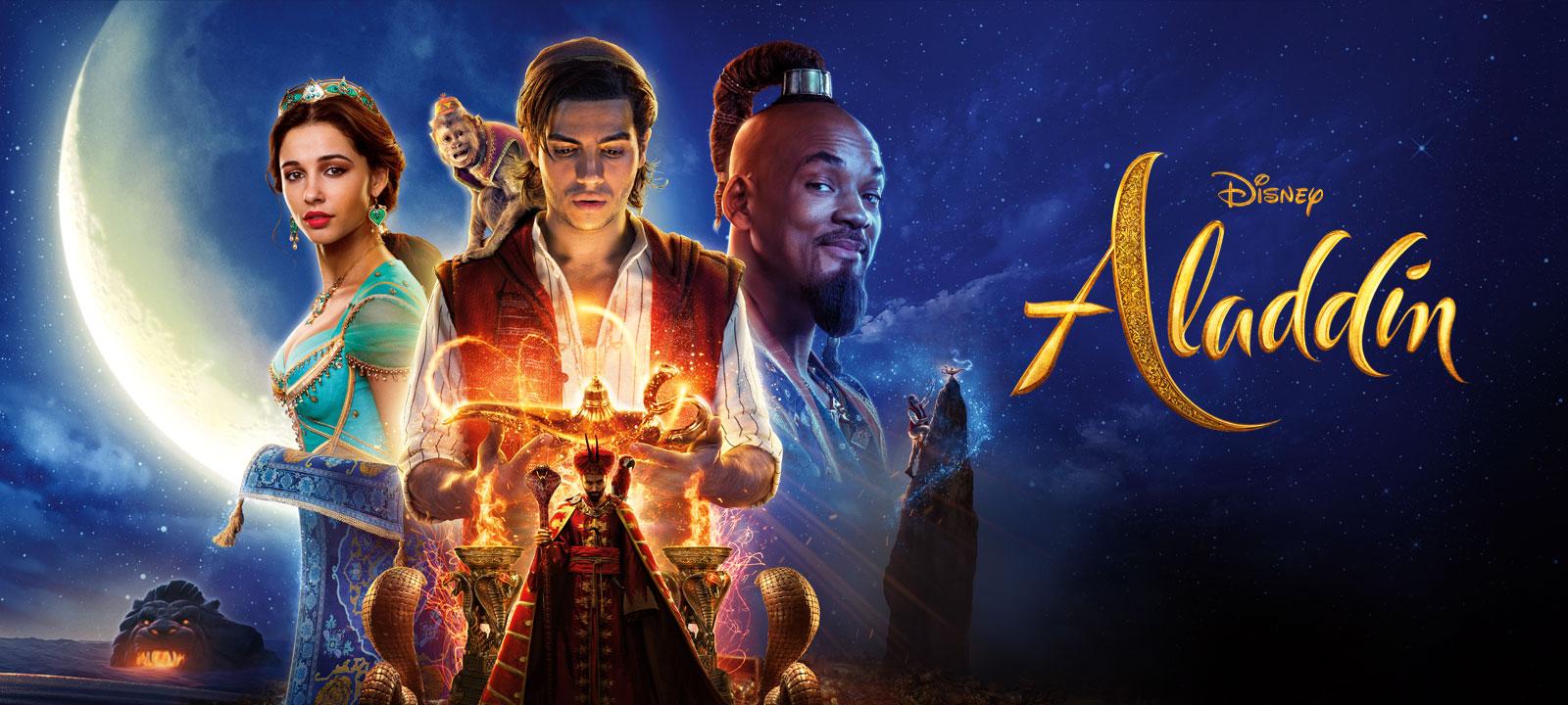 Aladdin (2019) - Aladdin (Live-action) (2019)