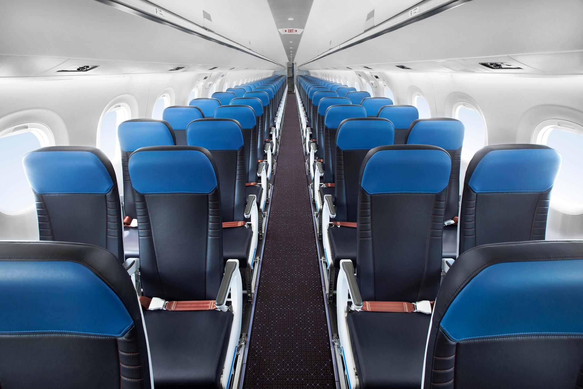 Embraer (EMBR3) entrega o primeiro E2 da frota KLM. Veja fotos aqui |  É MAIS QUE VOAR