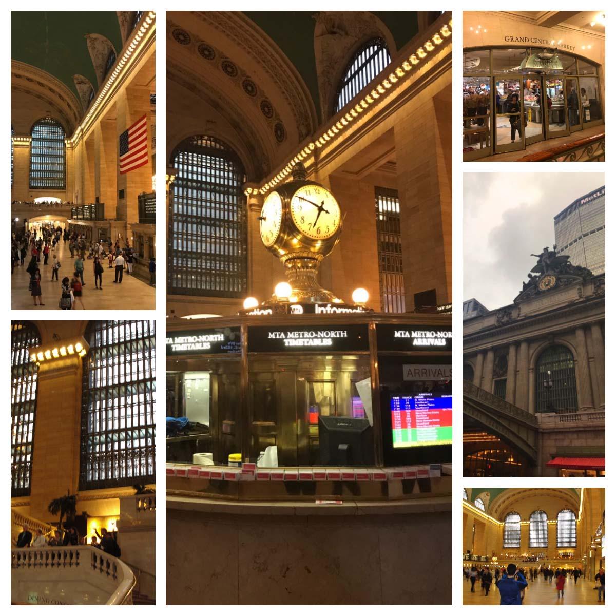 Grand Central Terminal, Nova York, EUA