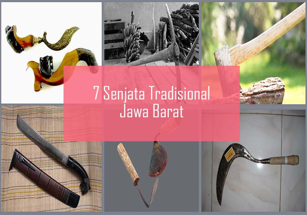 Inilah 7 Senjata Tradisional Dari Jawa Barat