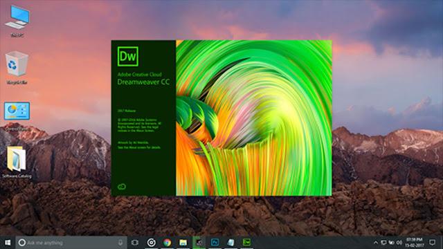 Adobe Dreamweaver CC 2017 v17.5 Full Crack