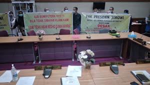 Datangi DPRD Riau, Nasabah AJB BP Minta Pemerintah Carikan Solusi Gagal Bayar Rp161 M
