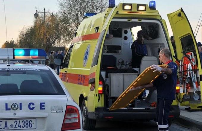 Κόρινθος: Αυτοκίνητο καρφώθηκε σε δέντρο - Νεκρός ο οδηγός
