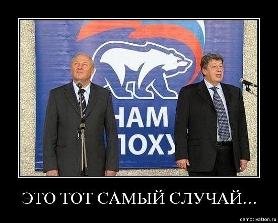 Политические выборы в России