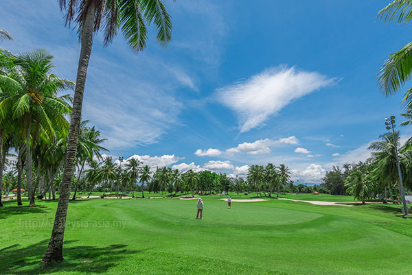 Sutera Harbour Golf Course