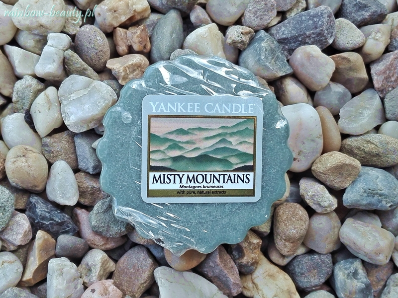 Misty Mountains - Yankee Candle