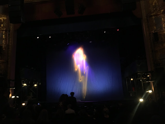 Percy Jackson and the Lighting Thief Musical On Broadway