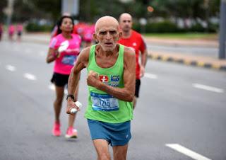 Paraibano de Picuí participa aos 73 anos de Meia Maratona Internacional no Uruguai