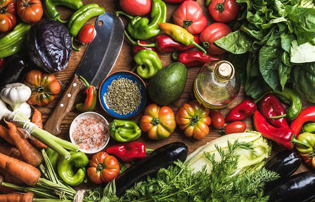 Vegetarians Diet Plan For Weight Loss In 7 Days - Staples Of The Vegetarian Diet
