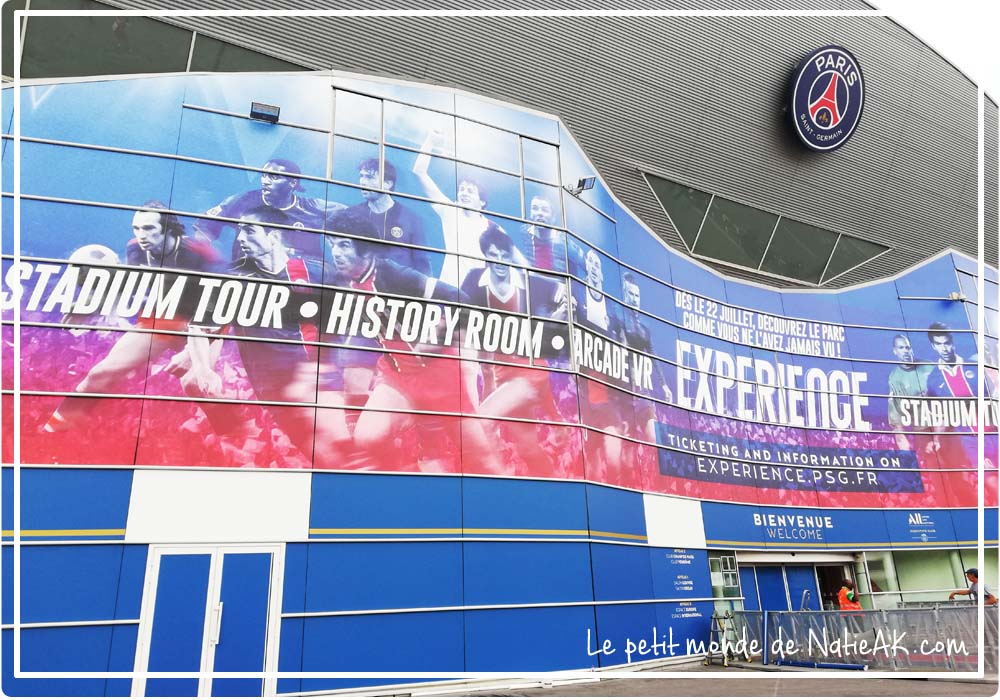 paris saint germain adresse