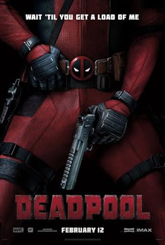 Deadpool (BRRip 720p Dual  Latino / Ingles) (2016)