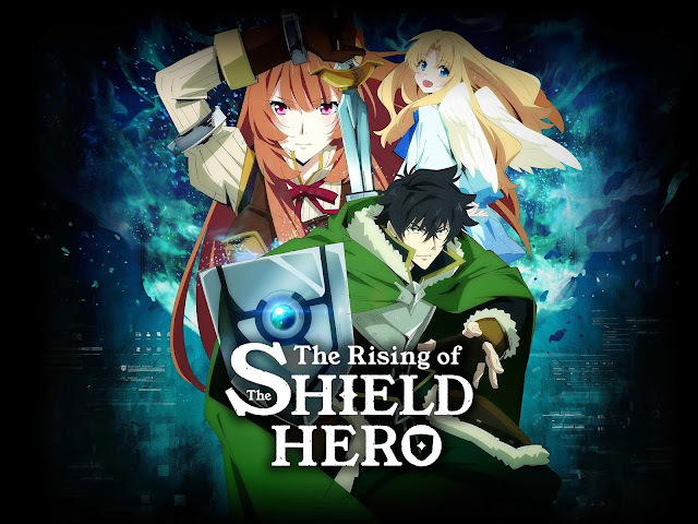 review anime the rising of the shield hero