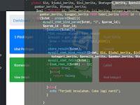 Update CMS RIMI 1.1 – Mengganti get result dengan bind result