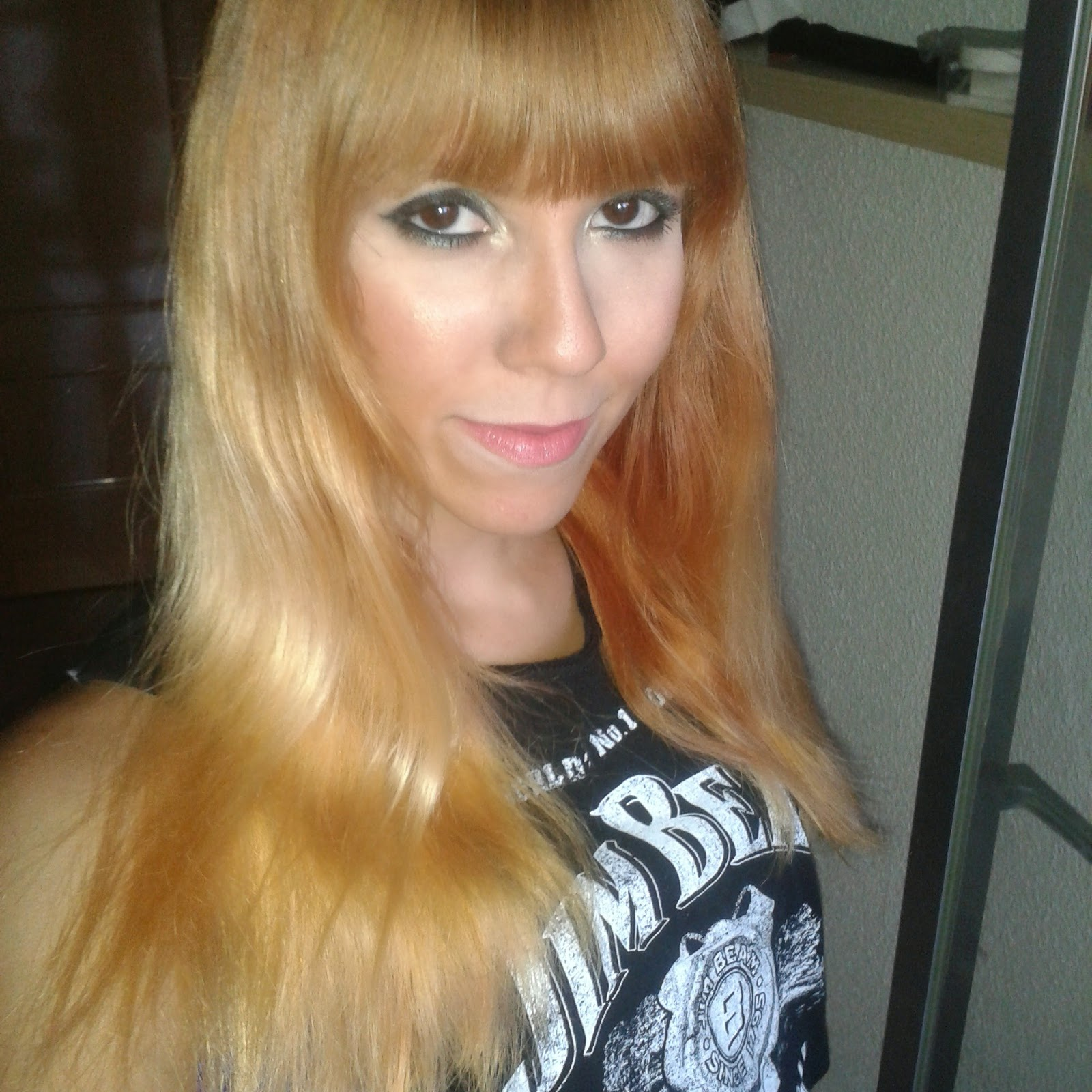 Freak Muffin Review Tinte Olia 101 Y Mechas Californianas De L