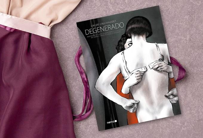 Degenerado | Chloé Cruchaudet