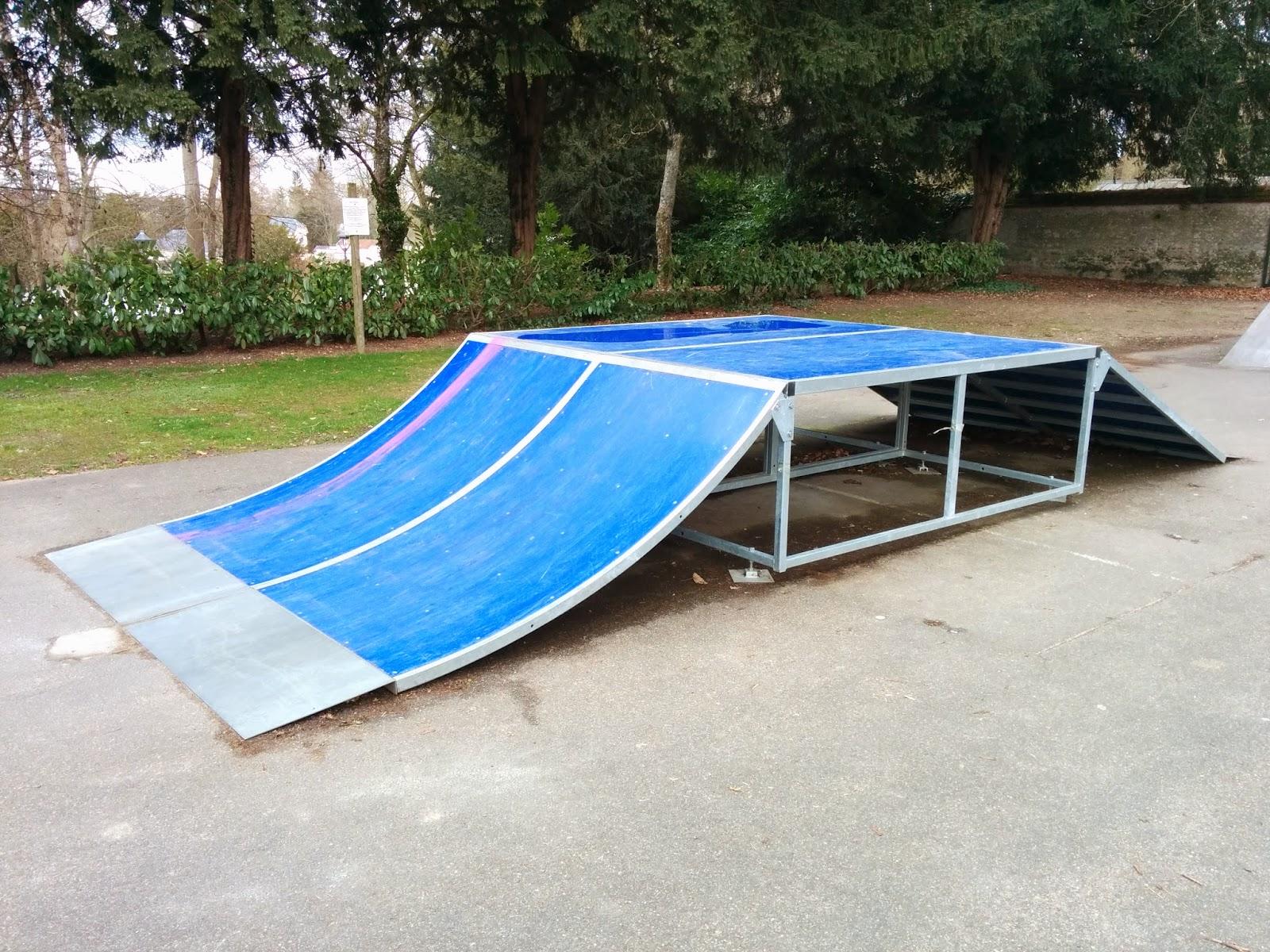 skatepark olivet module central