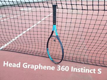 Head Graphene 360 Instinct S