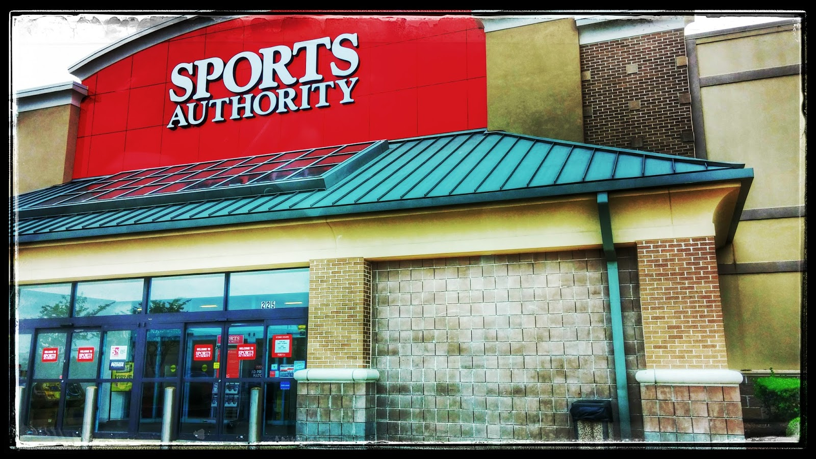 The Final Two Big Box Stores In South Lake Centre, Closest To Walmart, Are  Sports Authority And Office Depot. Either Early This Year Or Late Last  Year, ...