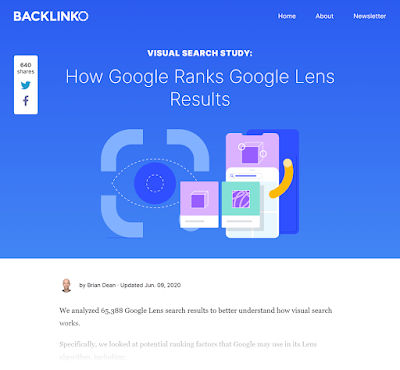 The Definitive Guide To SEO In 2021 - The Rise of Visual Search 5