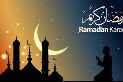 Langkah-langkah Persiapan menyambut Bulan Ramadhan