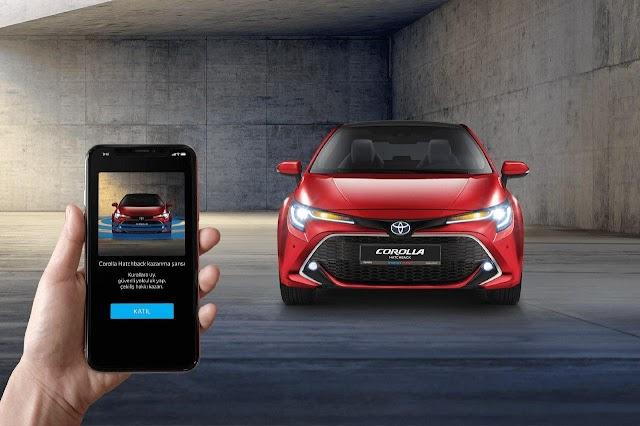 Toyota ve Yandex'in Kazalari Onlemeye Yonelik Projesi Devam Ediyor