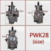 Setting Karburator PE 28