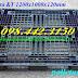 Pallet nhựa 1200x1000x120mm giá siêu rẻ - giảm giá sốc call 0984423150 Huyền